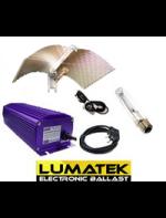 Lumatek 600w Adjust-a-wing Set