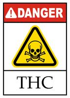 Wietzaden met een hoog THC-gehalte