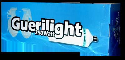 250 watt CFL Guerilight groei