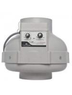 Prima Klima Buisventilator PK125 440m3 + thermostaat